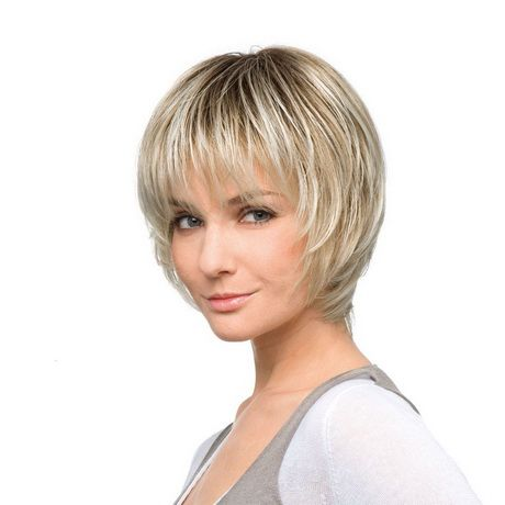 Stufenschnitt Kurzhaar Haarschnitte