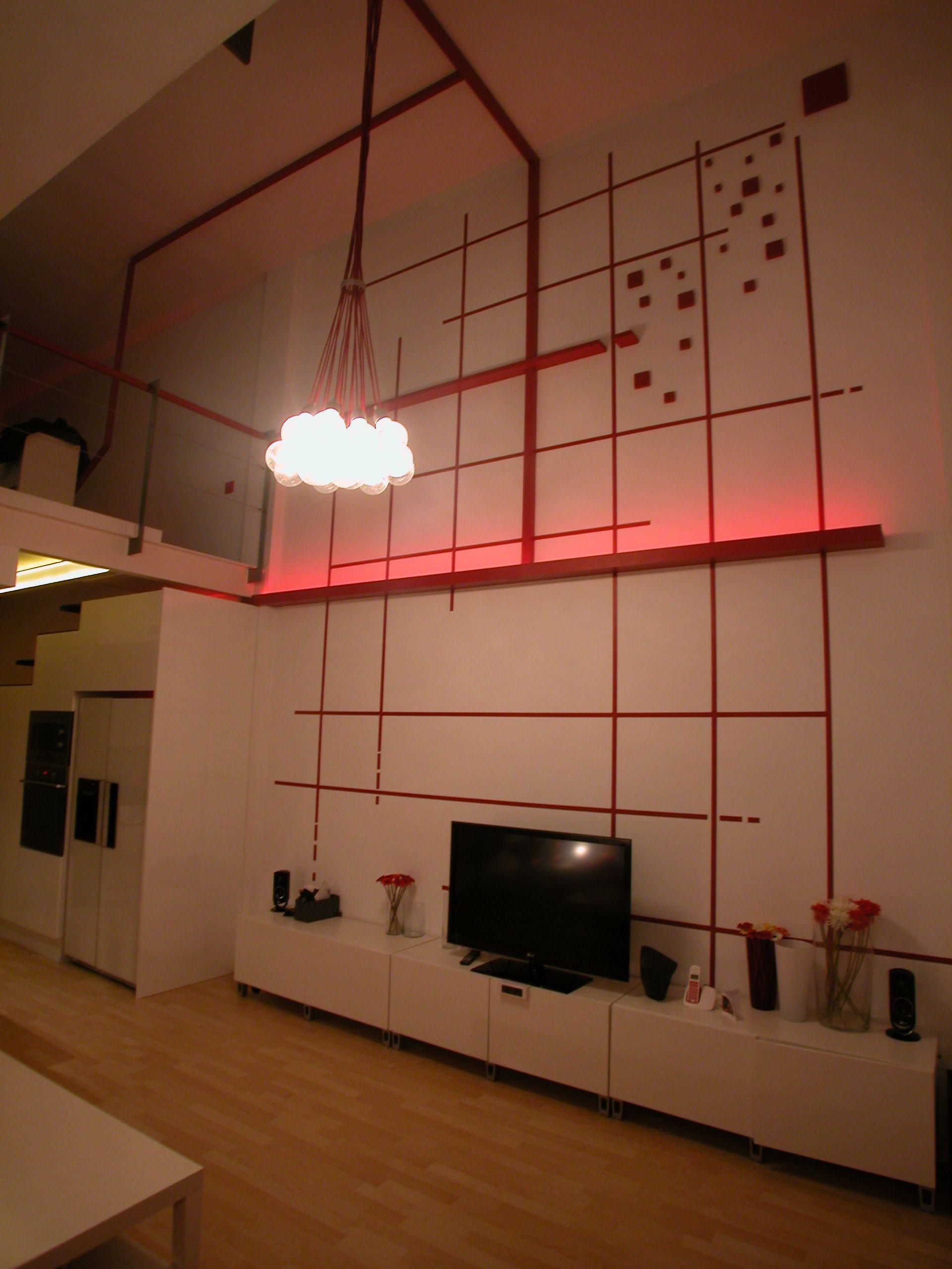 Ideas de decoracion de comedor salon loft estilo - Decoracion estilo loft ...