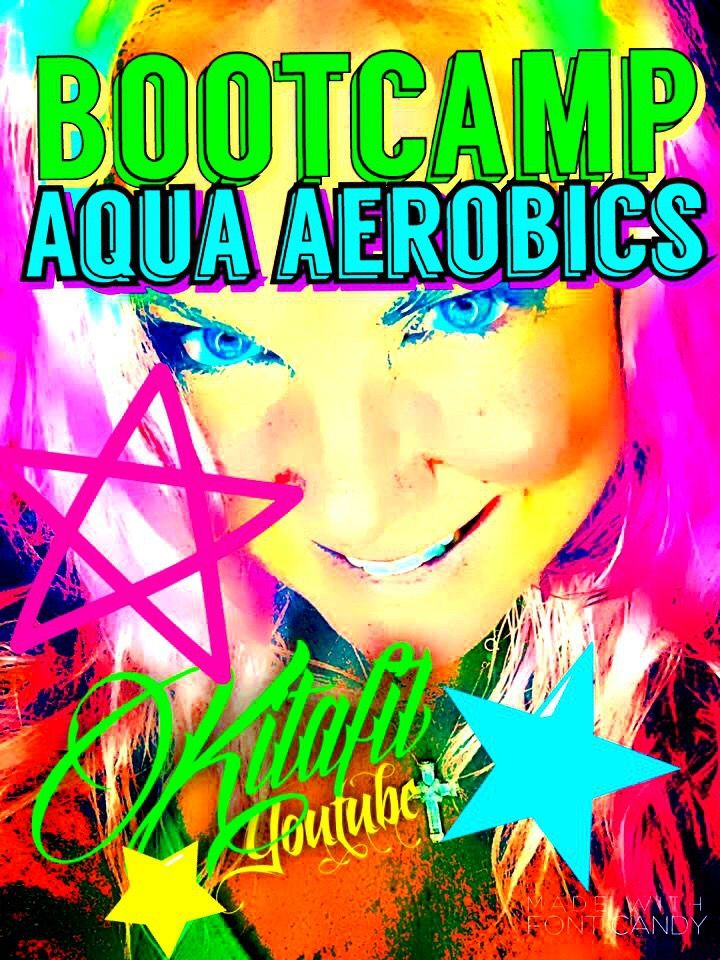 If your on east side of tucson in teaching aqua aerobics