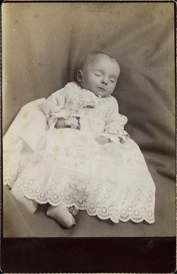 To read about  Victorian Mourning and Post-Mortem Photography Part 2: Go HERE                    Some facts about the time: In the 19th and...
