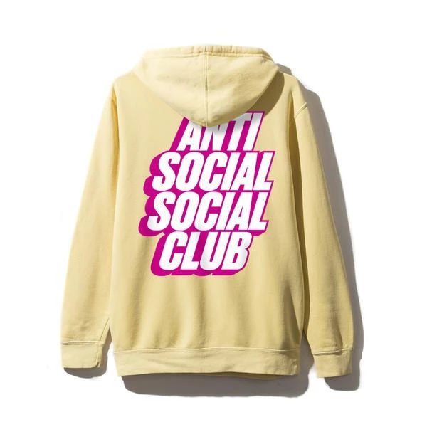 Antisocial Social Club (Asia Exclusive) Blocked Yellow