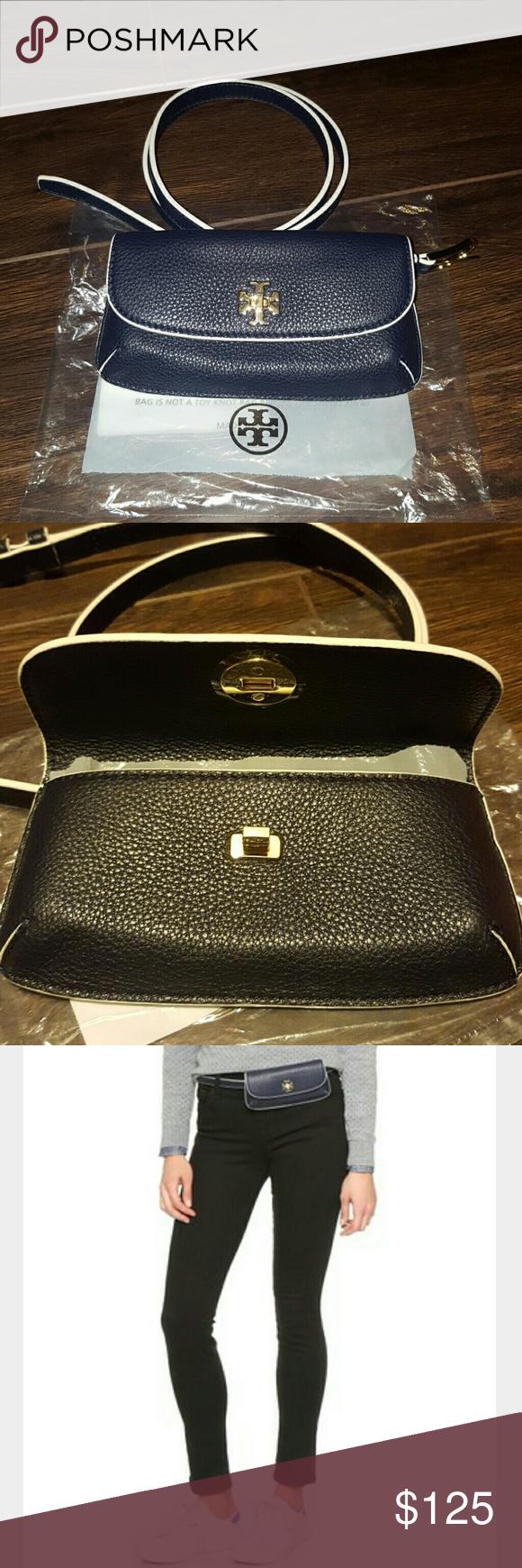 2f8f940d3a44 TORY BURCH Diana Belt Bag Clutch
