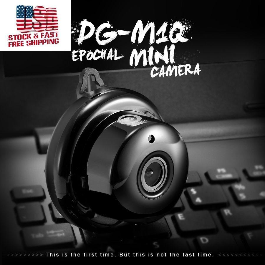 IP Camera Digoo DG-M1Q 960P 2 8mm Wireless Mini WIFI Night
