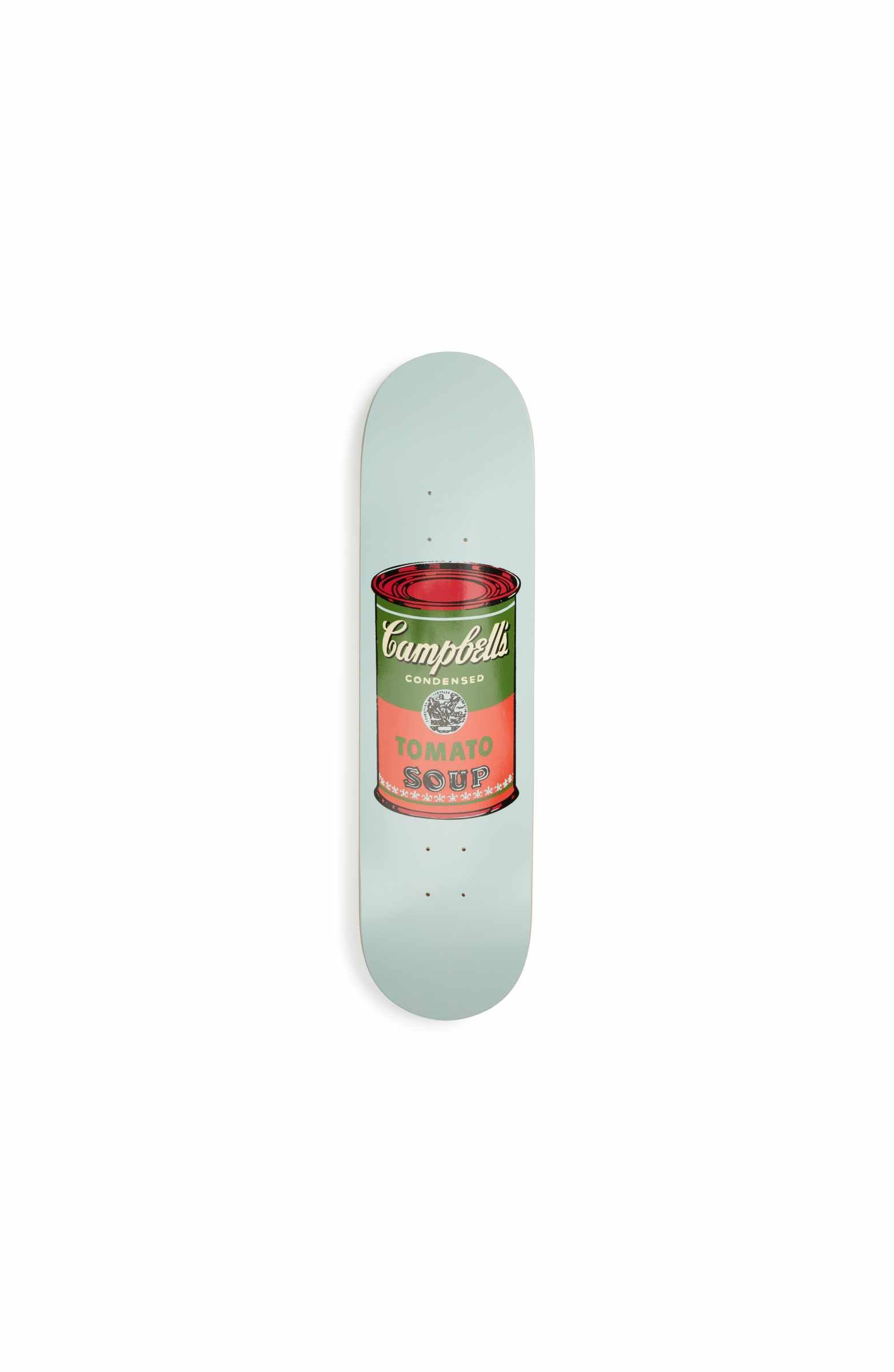 Moma Design Store Warhol Colored Campbell S Soup Cans Skateboard Deck Limited Edition Nordstrom Campbell S Soup Cans Campbell Soup Campbells