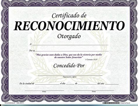 Photos Pin Diploma Certificado Reconocimiento Trabajador Diplomas - certificado de reconocimiento para imprimir