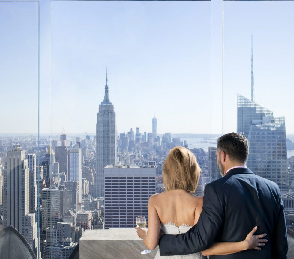 You Shell Out $34 For A Visit To Top Of The Rock, Which Offers A