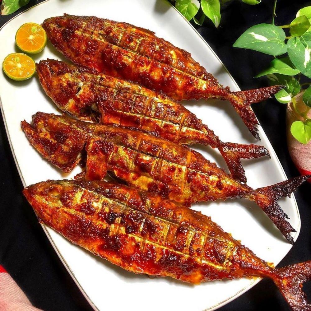 Resep Aneka Olahan Ikan Laut Istimewa Di 2020 Resep Makanan Ikan Ikan Bakar