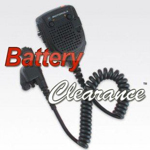Motorola Rmn5038a Rsm W Emergency Button 85 00 Rmn5038 Remote Speaker Mic Motorola Mic Two Way Radios