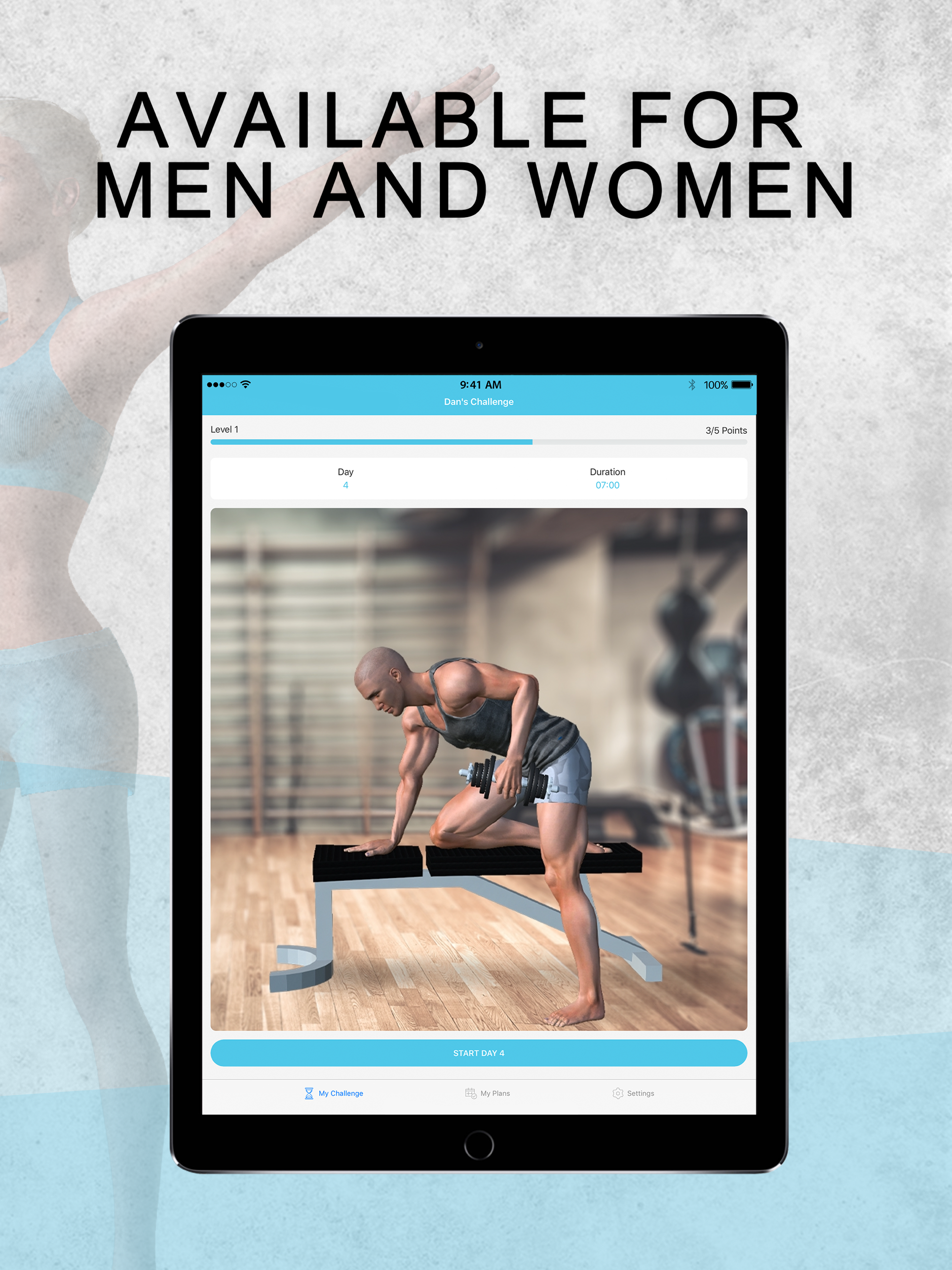 7 Minute Workout Challenge + on the App Store in 2020 7