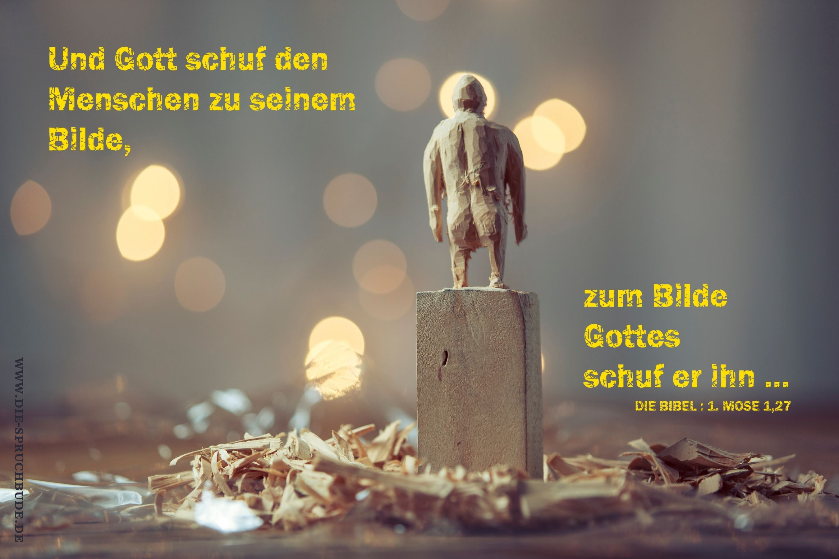 Schopfung Christliche Spruchkarte Grusskarte E Card  Www Spruchbude De Foto Vnz Photocase De