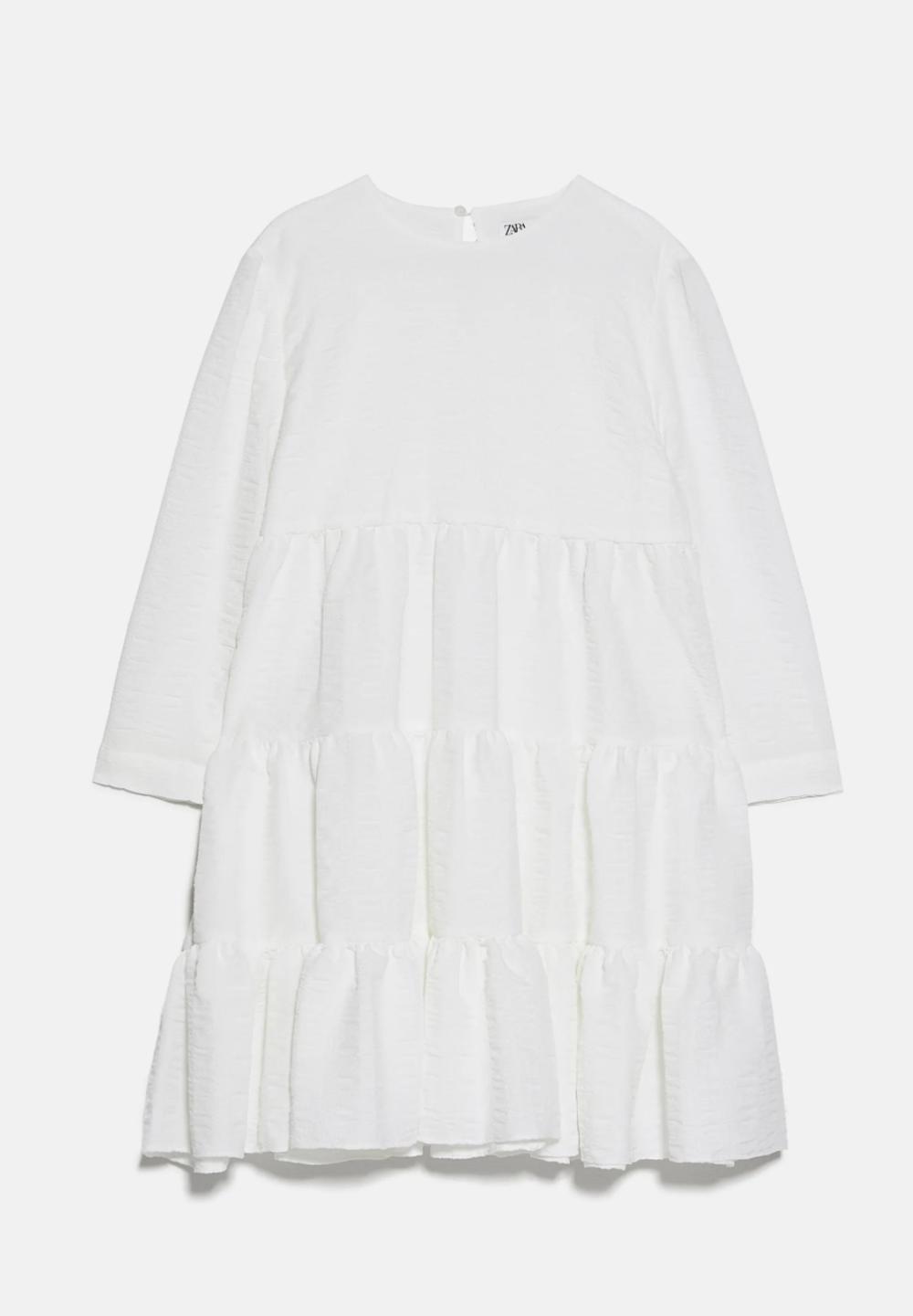 23++ Zara white dress info