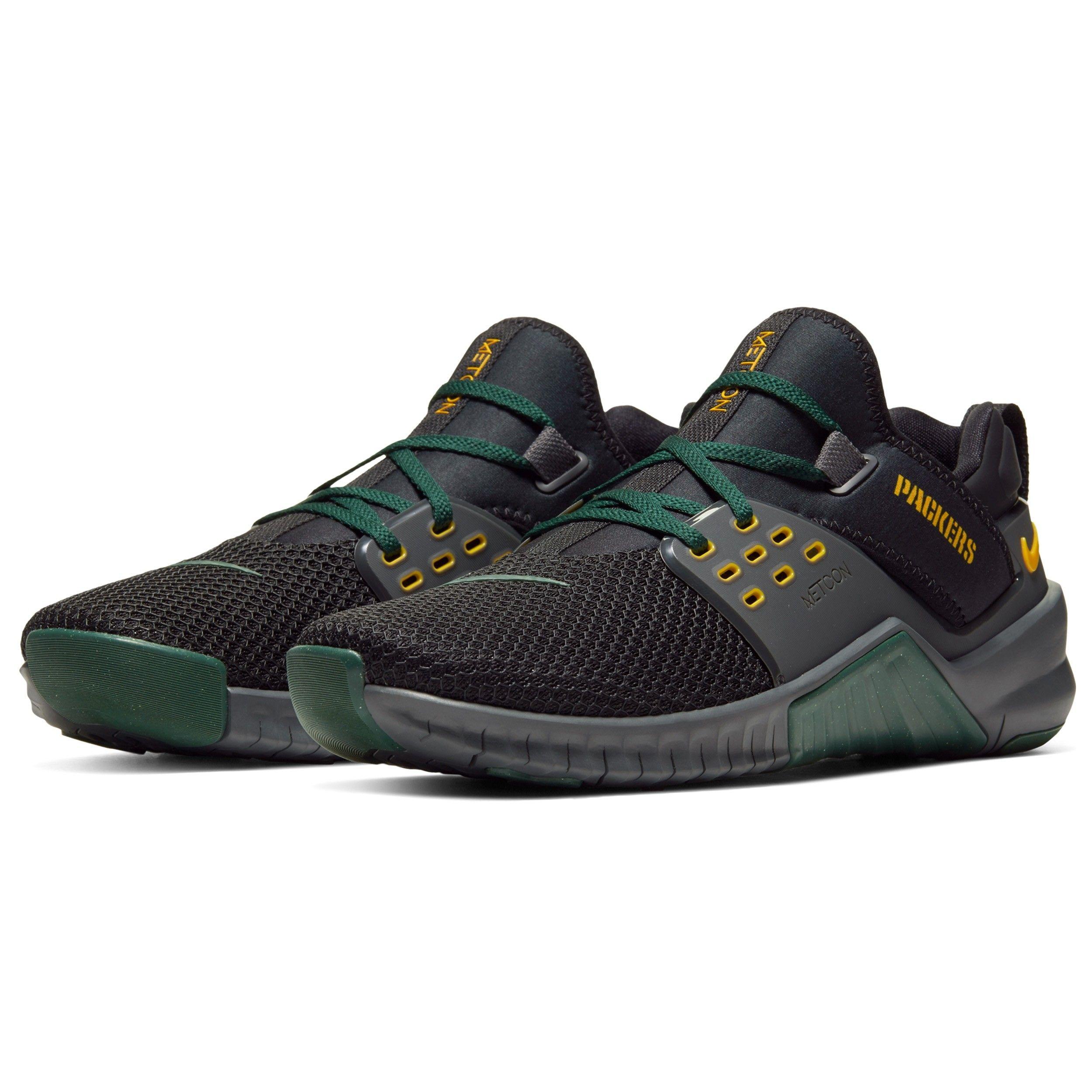 Packers Nike Free Metcon 2 Shoe Nike Free Metcon Nike
