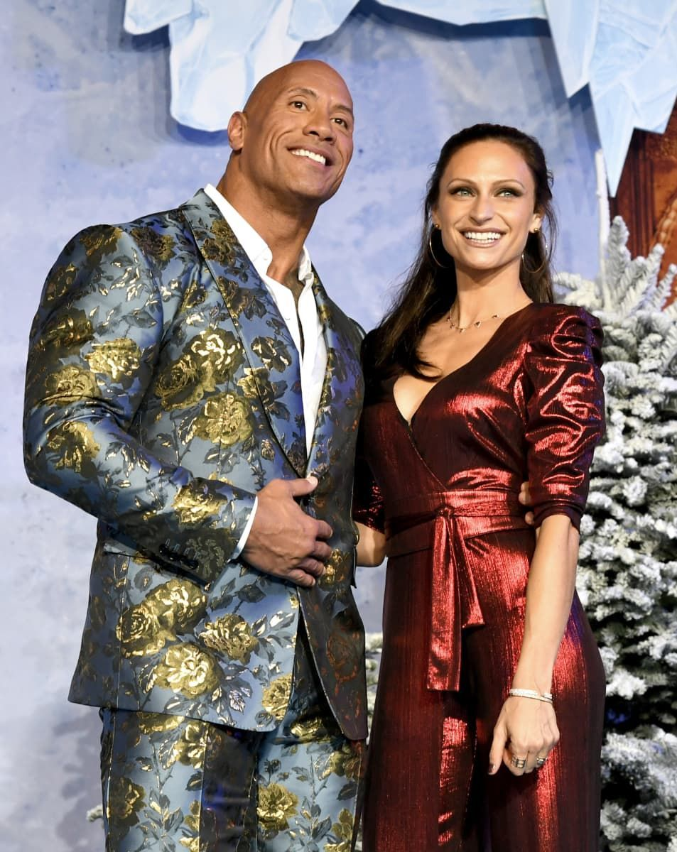 Dwayne The Rock Johnson Married Lauren Hashian On August 18th 2019 In 2020 Dwayne Johnson Wife Dwayne Johnson Lauren Hashian