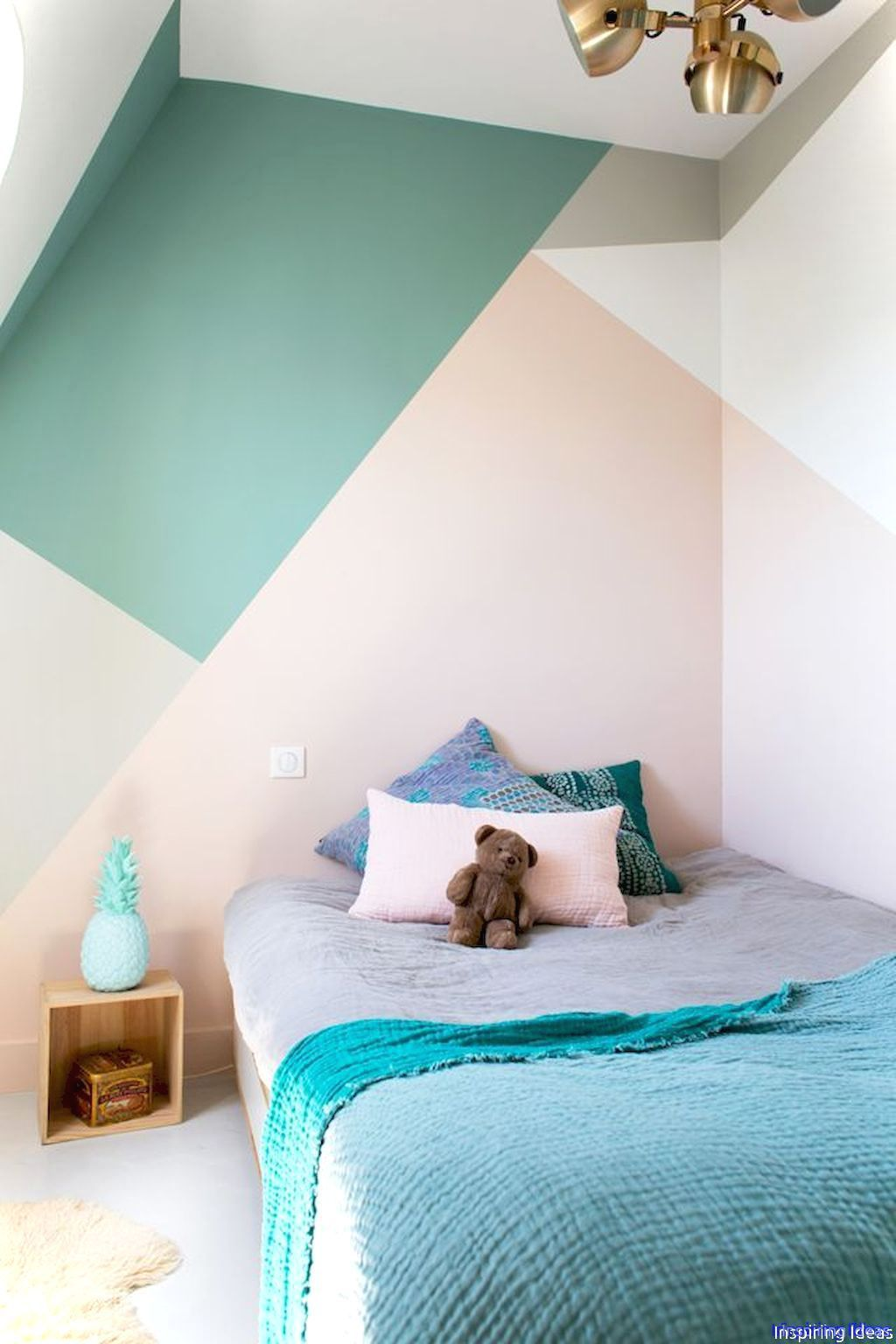 gorgeous wall painting ideas that so artsy in beeps