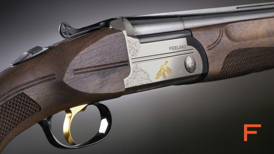Beautiful Franchi Feeling shotgun | Gewere | Hand guns