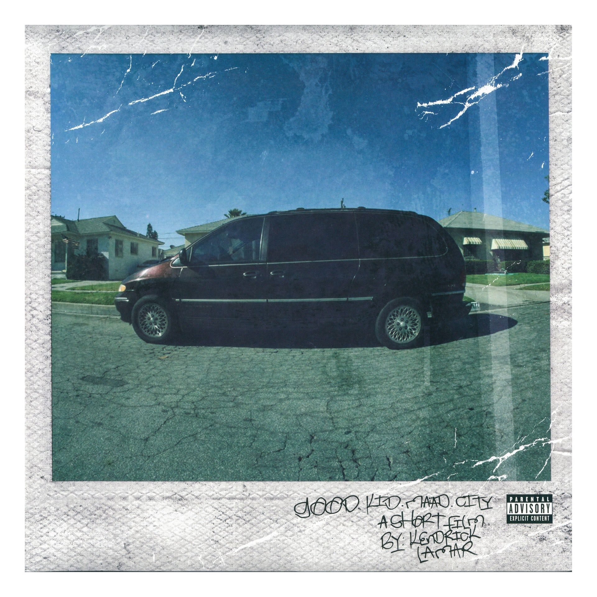 Kendrick lamar good kid m a a d city double lp vinyl - Kendrick lamar swimming pools explicit ...