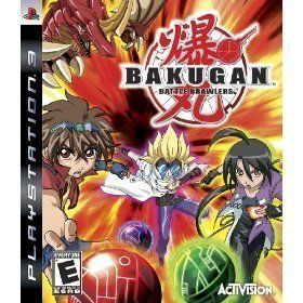 Bakugan Battle Brawlers Ps3 Sony Playstation Video Game New With