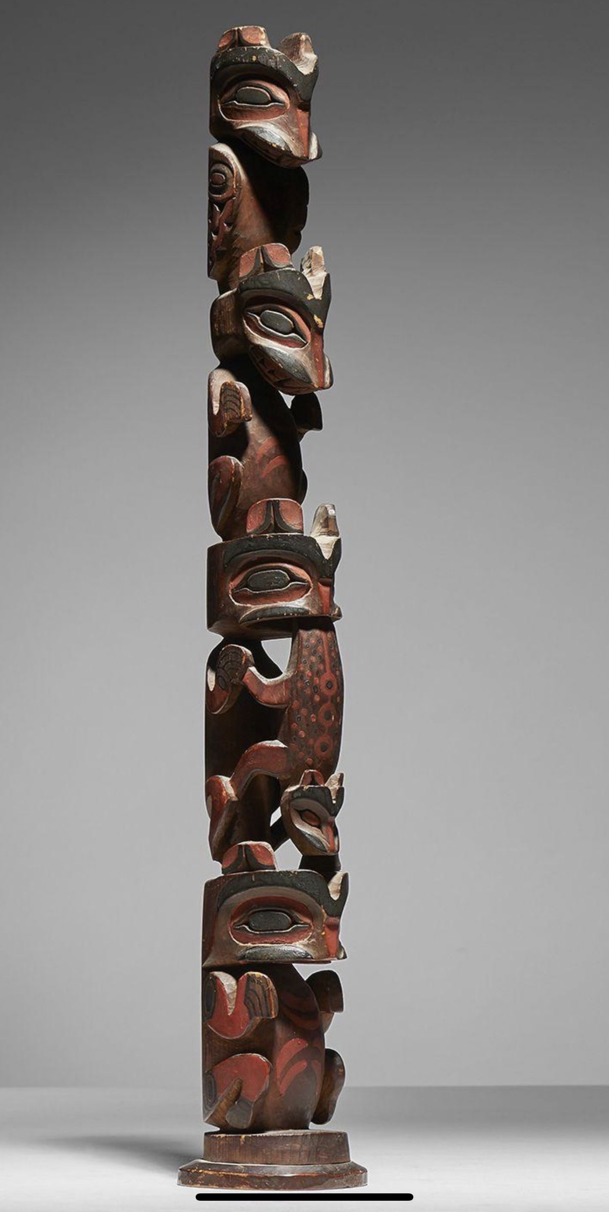 Pin by David Kirkpatrick on Totem Poles Totem pole