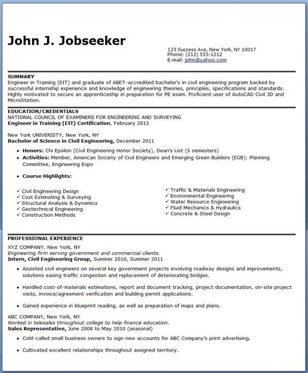 A Resume Title Examples Resume Examples Simple Pinterest