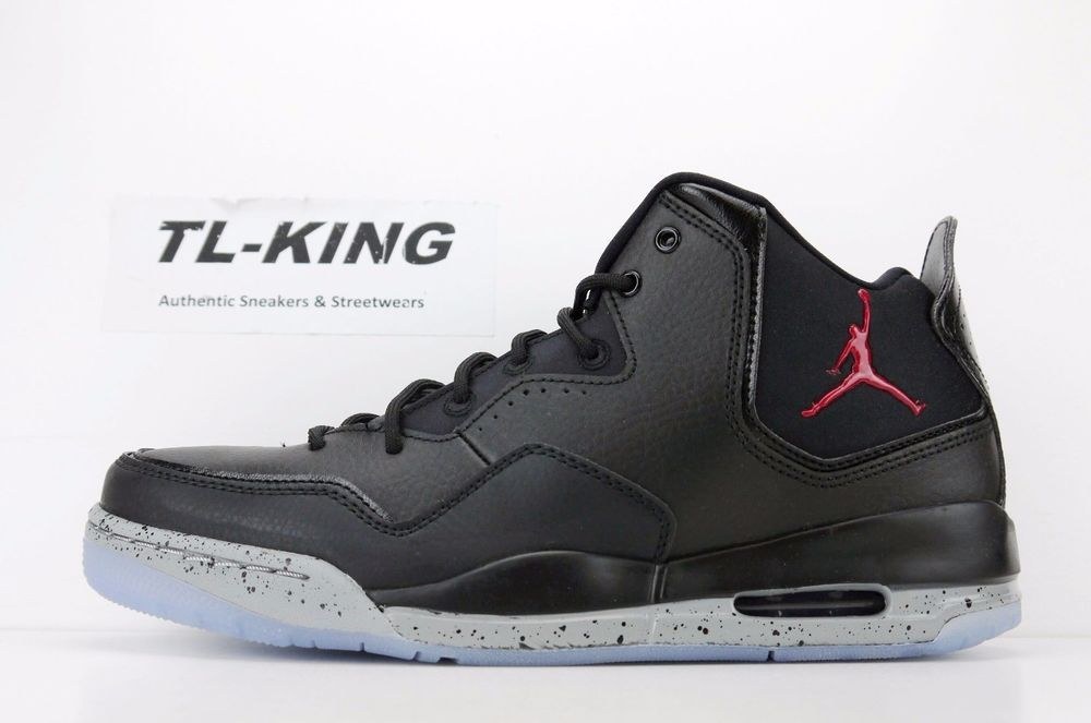 11e29d909 Details about Nike Air Jordan Courtside 23 Black Gym Red Grey Icey AR1000  023 Msrp  125 FA