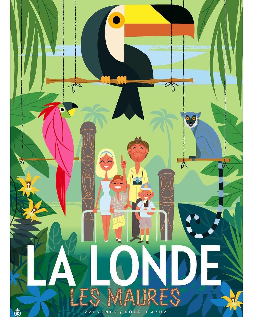Le Jardin Zoologique Vu Par Monsieurz Lalondelesmaures
