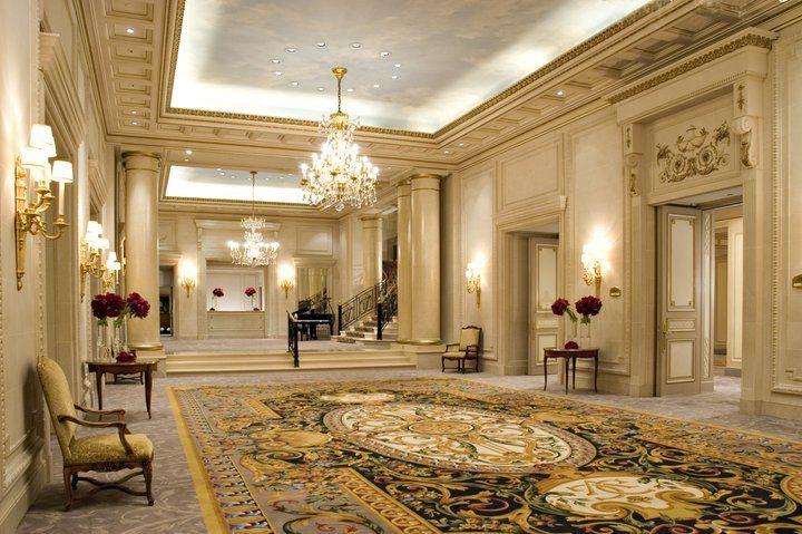 Salon Auteuil - Four Seasons Hotel George V