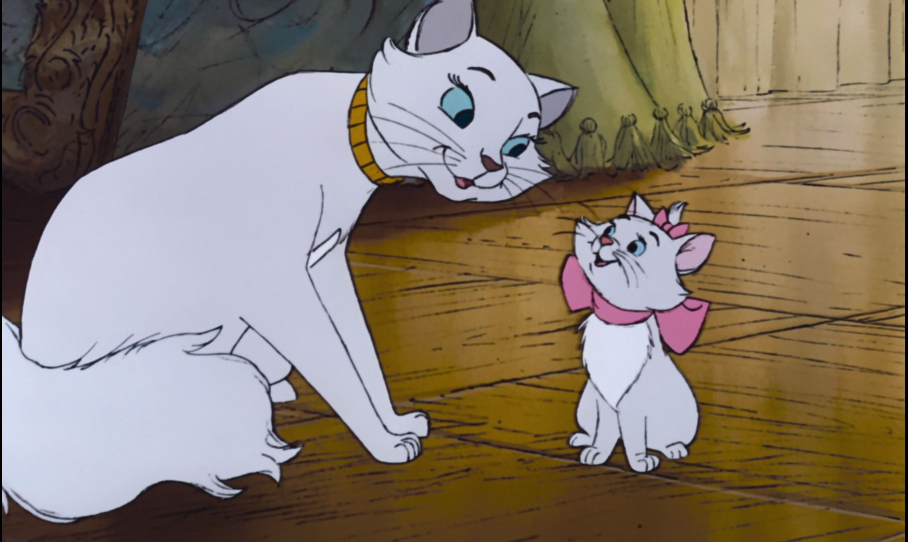 THE ARISTOCATS - LES ARISTOCHATS Disney dieulois