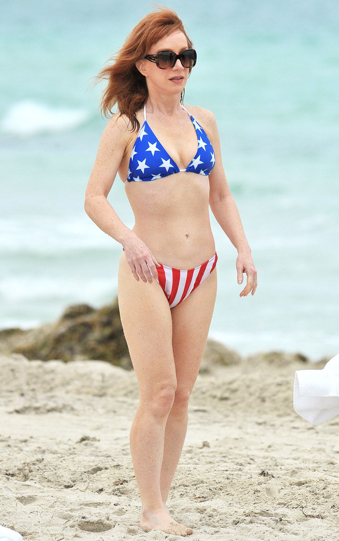 Kathy griffin bikini pics