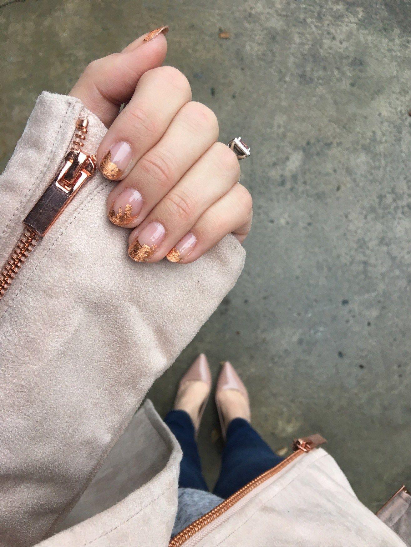 FAQs About My Nail Art + Giveaway | Metallic nails, Nail swag and ...