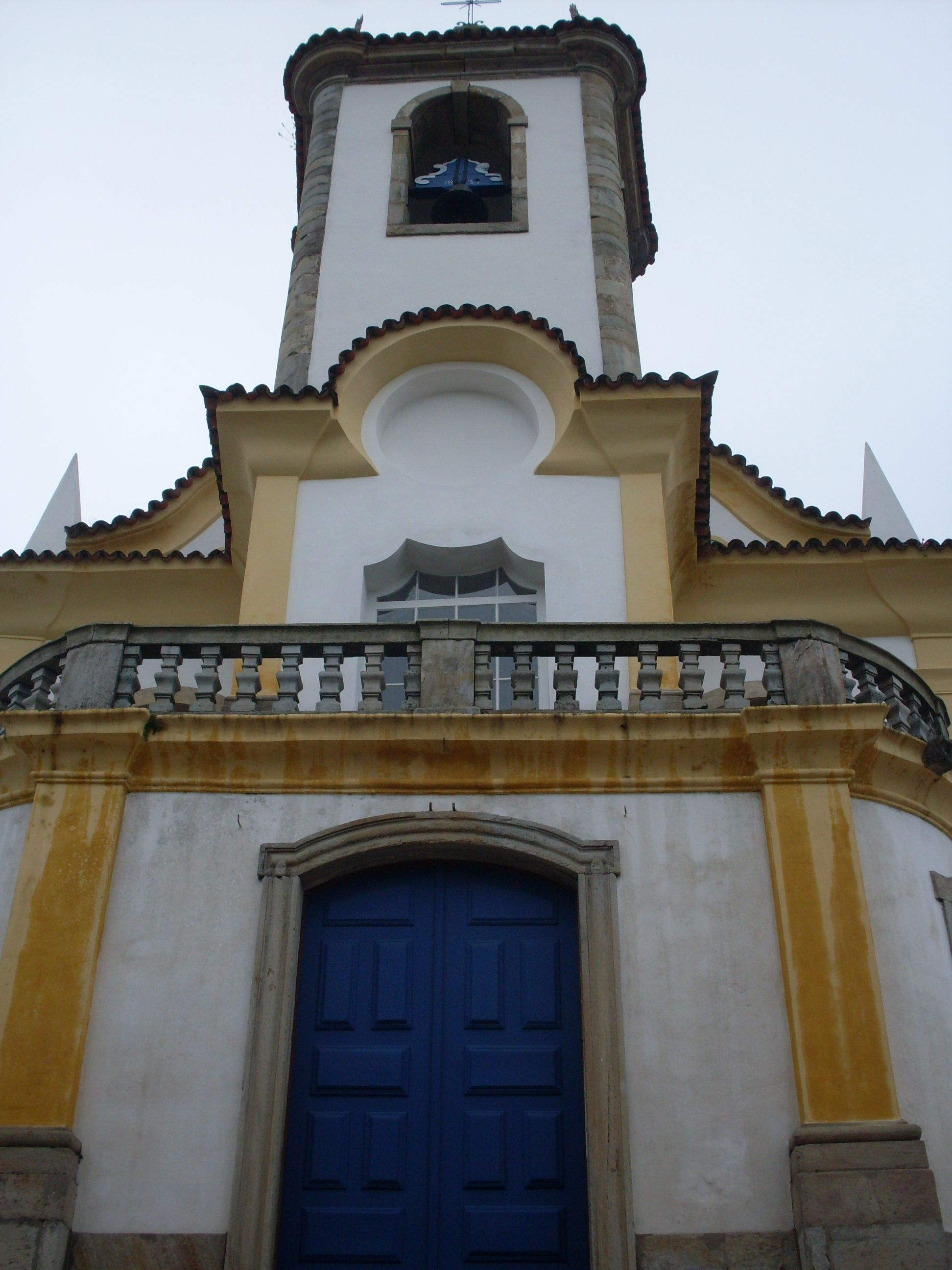 N. Sra das Mercês e Misericórdia church Ouro Preto Minas Gerais Brazil Baroque Rococo