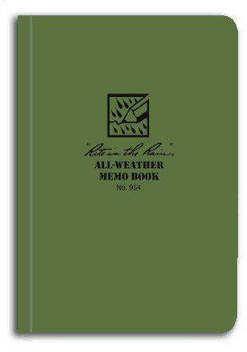 Tactical Memo Book - Field-Flex