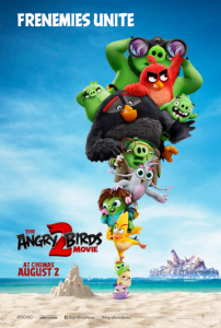 The Angry Birds Movie 2 2019 Hindi Dubbed Movie Watch Online