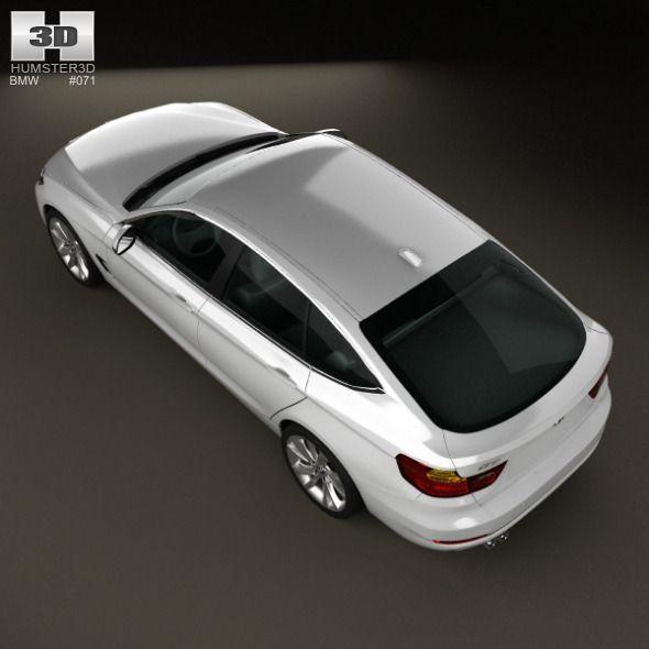 3d Model Mercedes Benz Glc Class C253 Coupe Amg Line 2016: BMW 3 Series Gran Turismo (F34) 2013 #Gran, #Series, #BMW