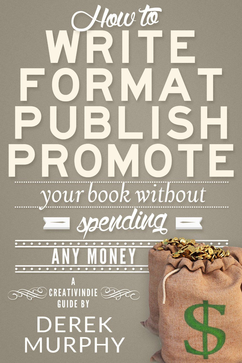 How To Publish A Book Without Money