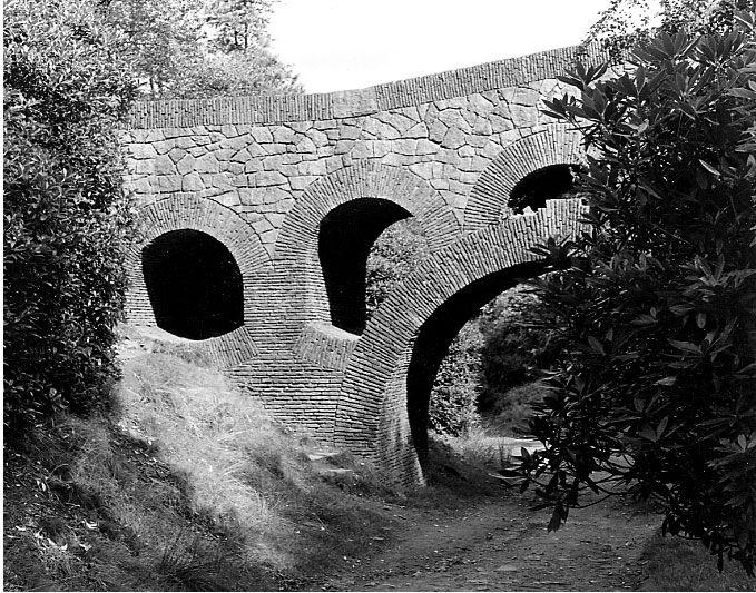 Italian Bridge, Chinese Gardenu0027s, Rivington