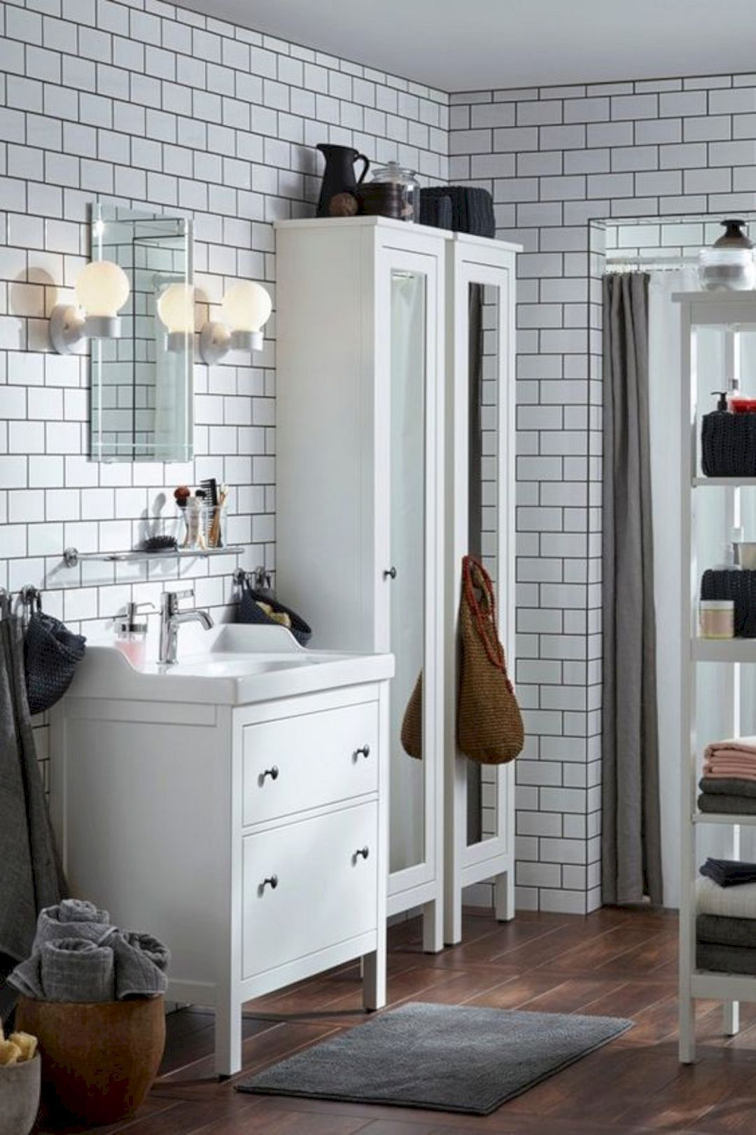 Bathroom Design Ikea Glamorous 15 Inspiring Bathroom Design Ideas With Ikea  Bathroom Designs Inspiration Design
