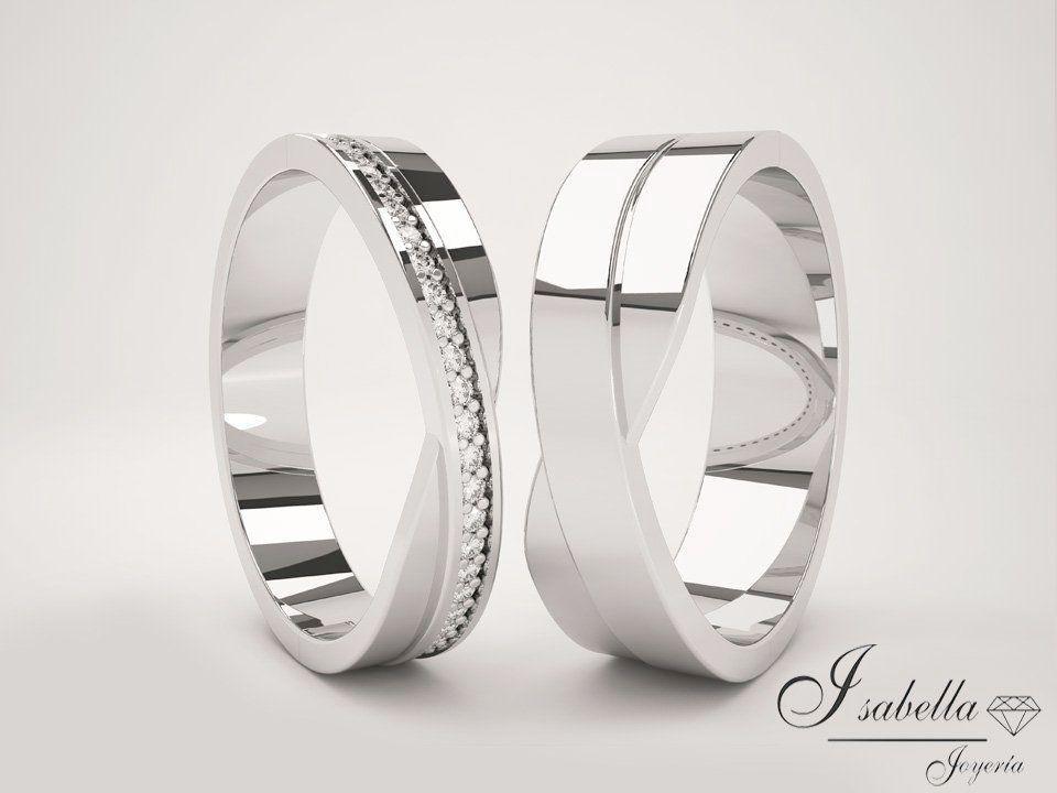 Pin En Couple Rings