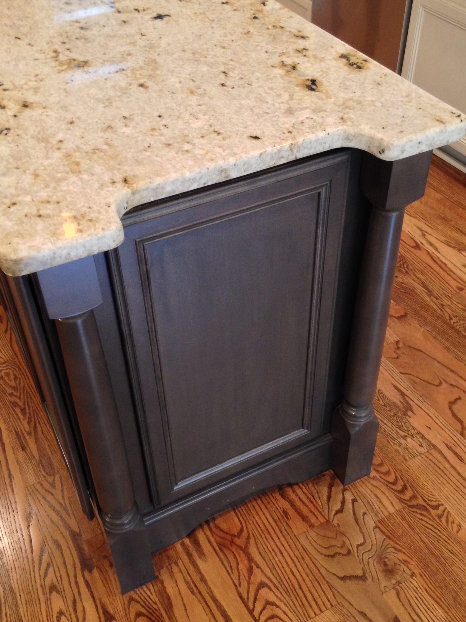Colonial cream granite | Countertops | Pinterest