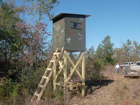 Deer Hunting Shooting Houses Shooting House House Plans With