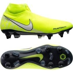 Nike Phantom Vision Elite Df Sg-pro Anti-Clog New Lights - Neon/Weiß NikeNike