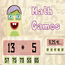 Math Games Main Page