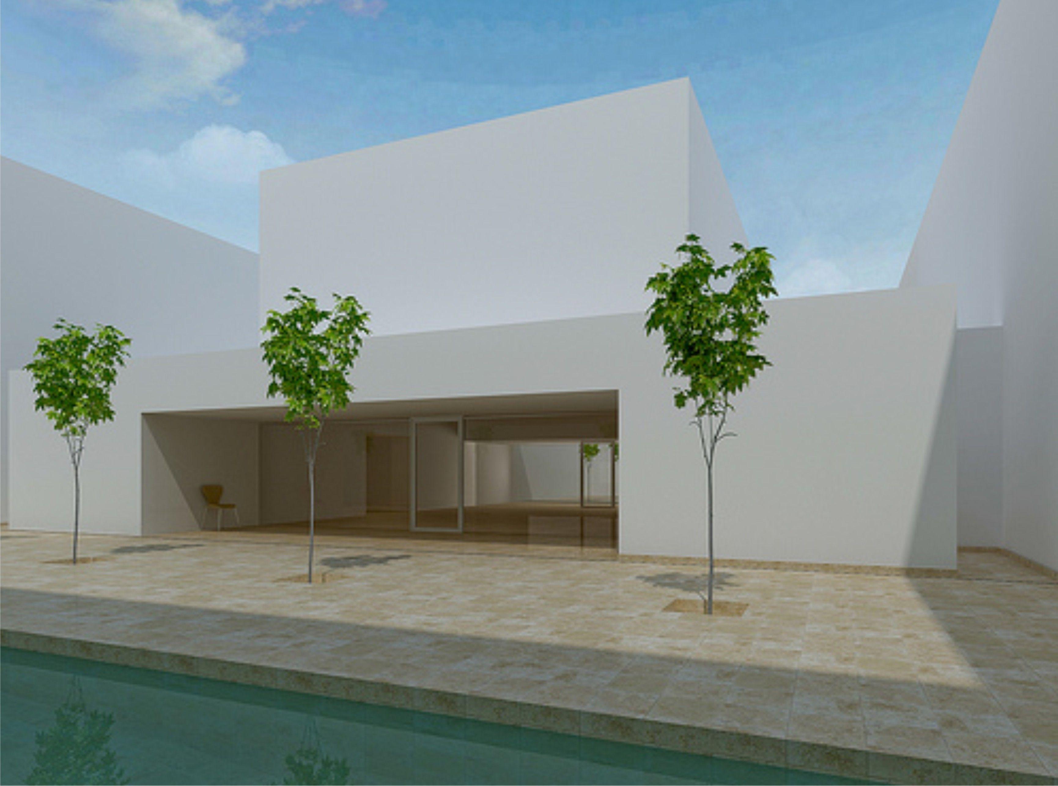 15 casa pixels gaspar house - Casa guerrero campo baeza ...