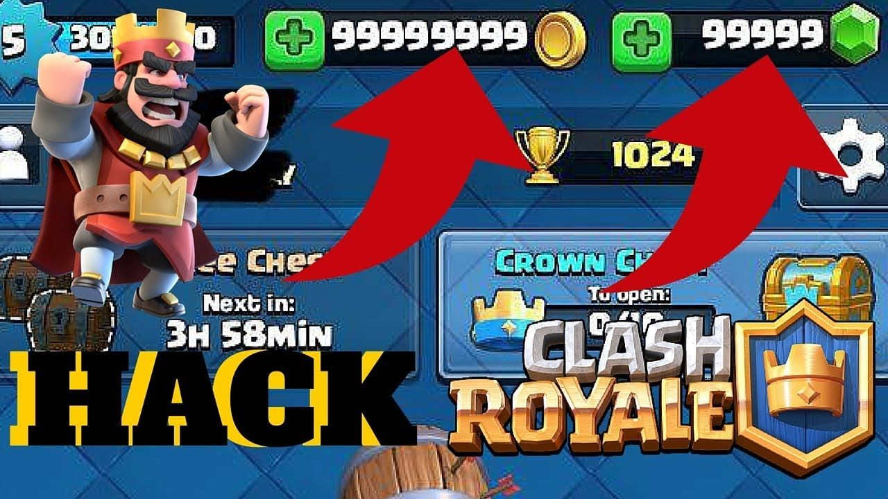 clash royale hack free gems and gold generator