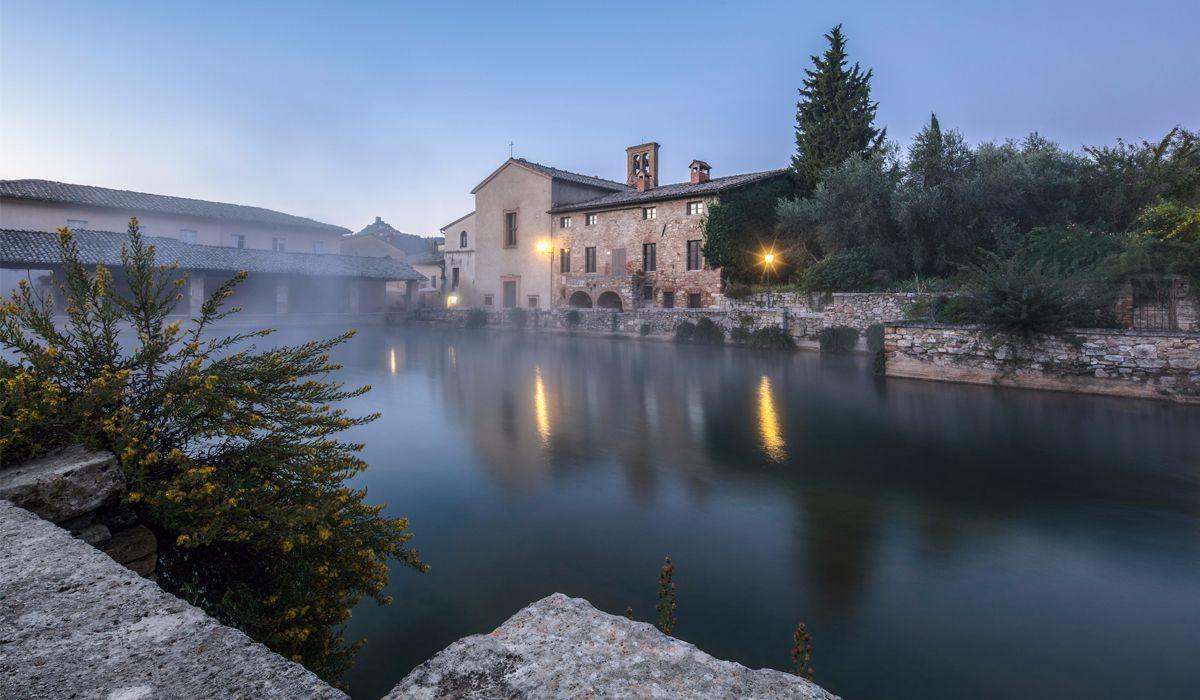 Posta Marcucci Bagno Vignoni Artemest Breathtaking Views