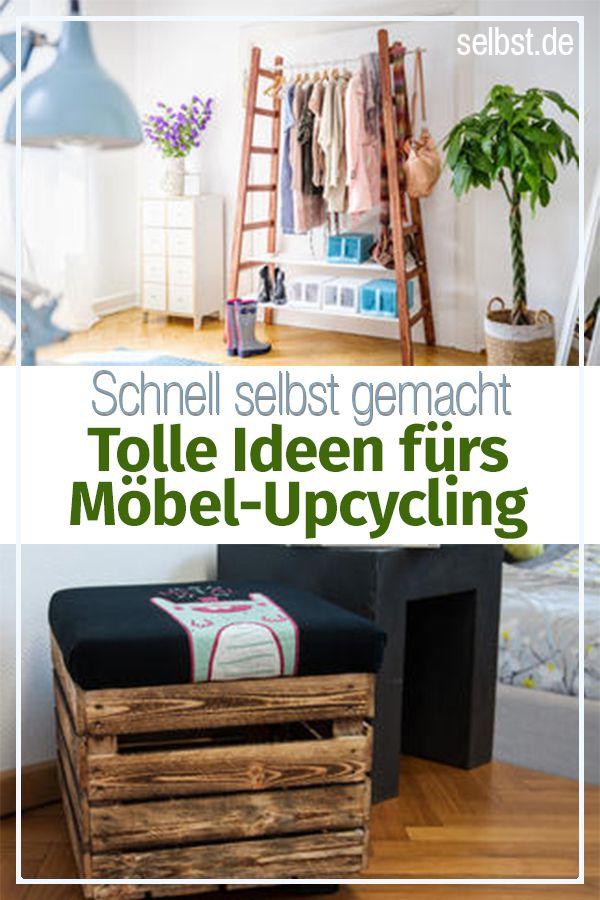 Upcycling Mobel Upcycling Mobel Diy Mobel Gunstig Flexible Mobel