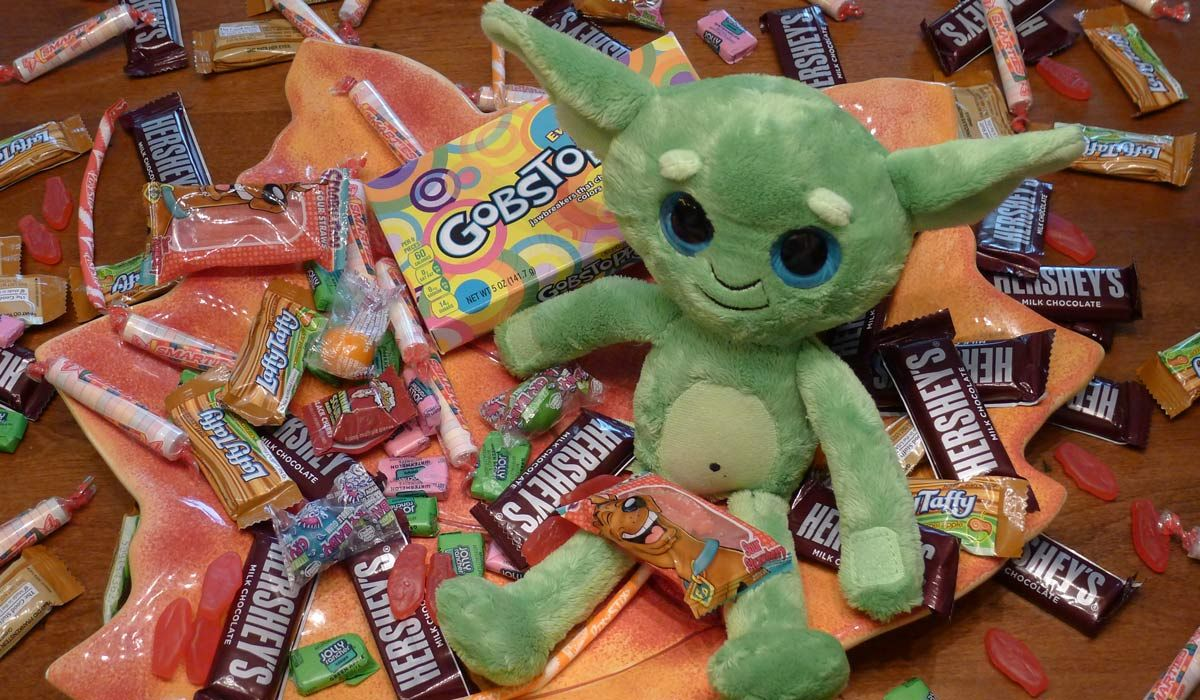 Are you looking for a way to take the emphasis off candy this Halloween? Invite The Sugar Goblin to your house, he'll give your kids tricks for their Halloween treats! @TheSugarGoblin sponsored