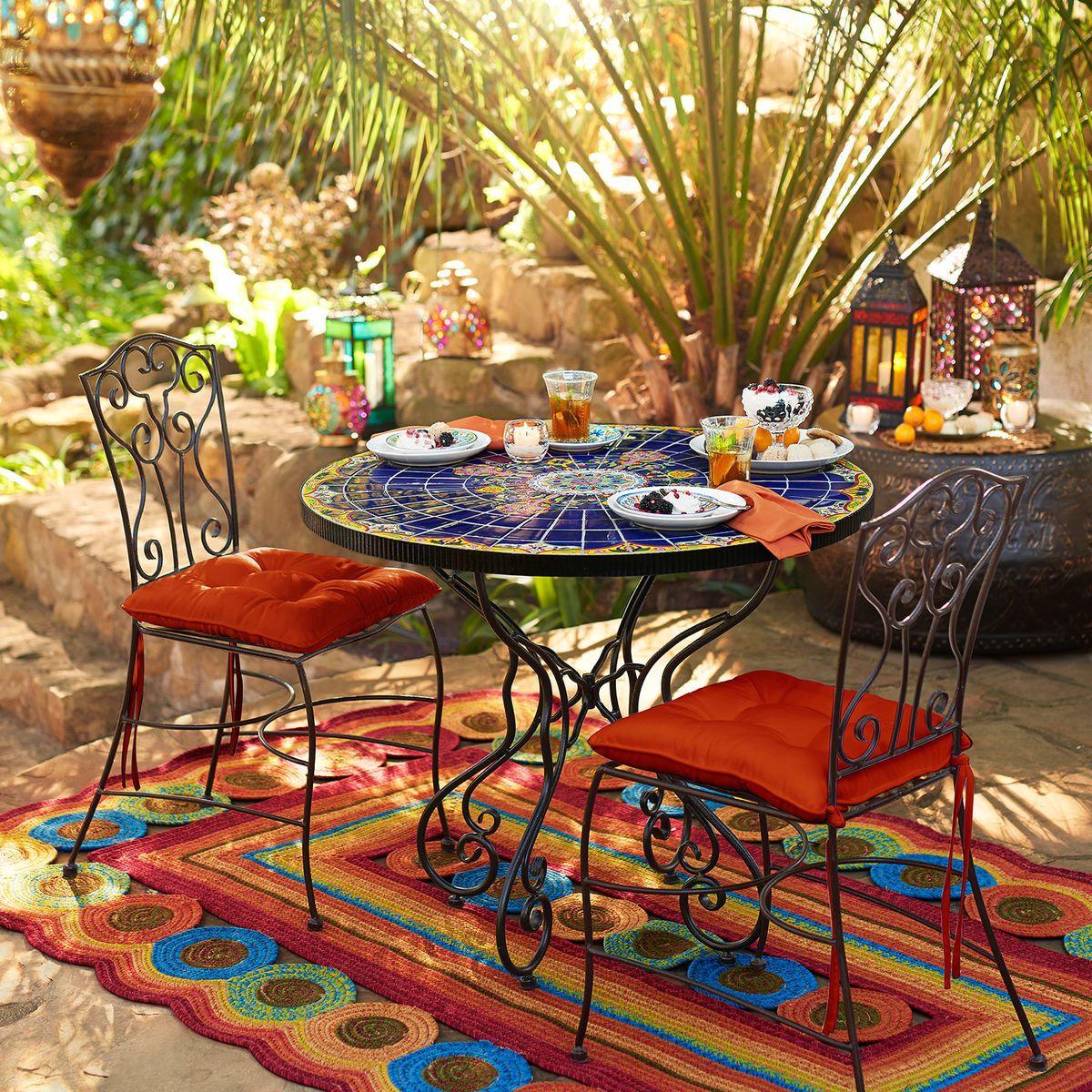 mexican patio