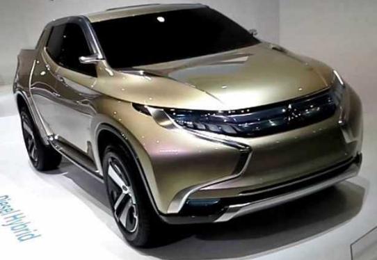 2017 Mitsubishi Triton Redesign Release Date Price Engine New Car Rumors