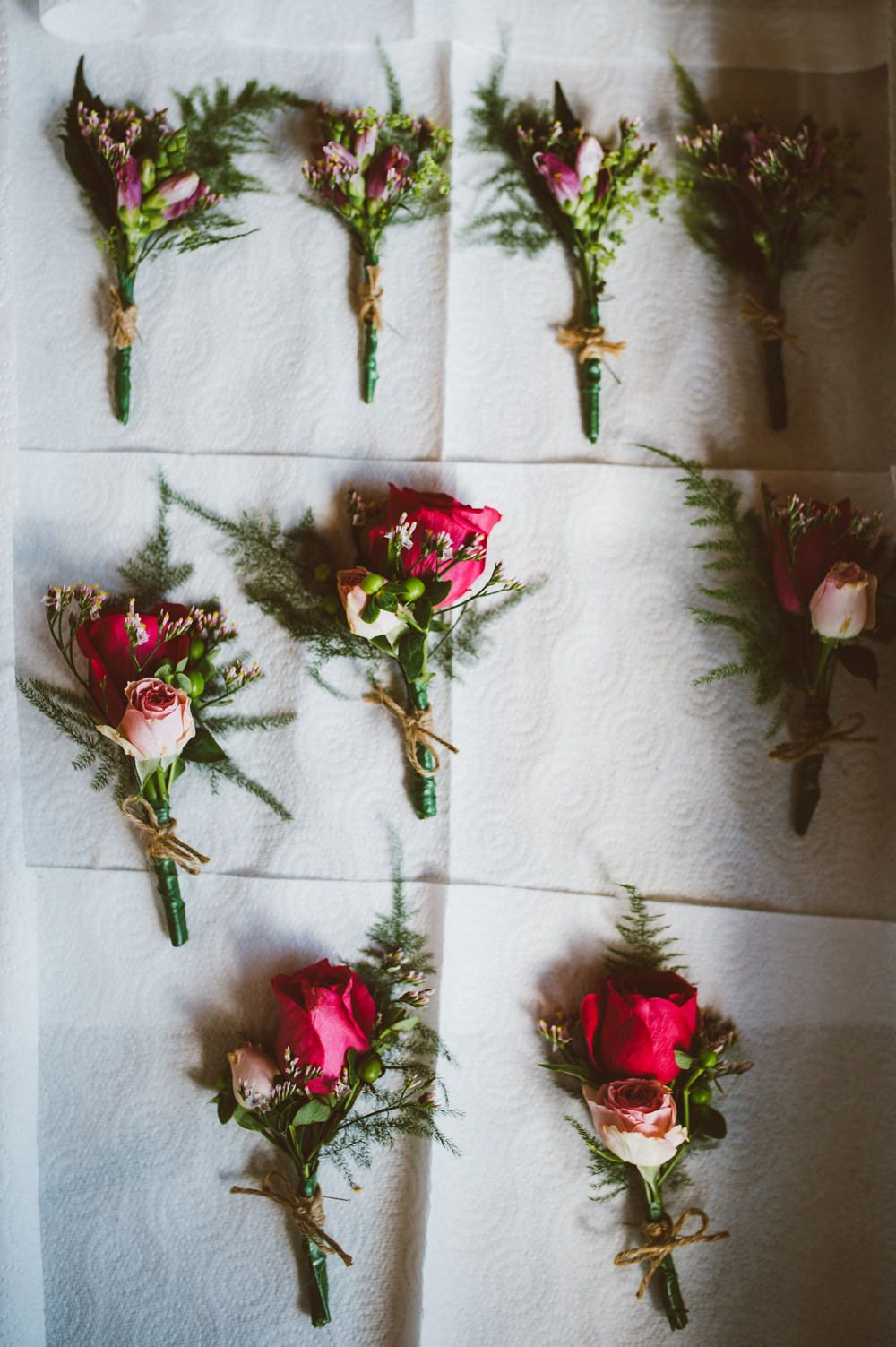 Homemade DIY Wedding with a supplier list full of talented family ...