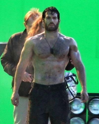 man of steel movie on set    Man Of Steel(2013): Movie Preview   Cinema Way